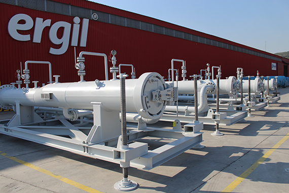 Anton, one of the leading oil field operators, selects Äager Brand, ERGIL to provide Skid Mounted Pig Launcher & Pig Receiver