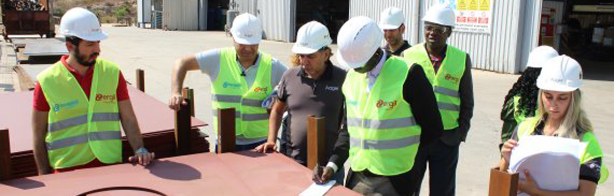 Äager Brand ERGIL is Selected by Nigerian Petroleum Development Company to Design and Fabricate Storage Tank External Floating Roofs