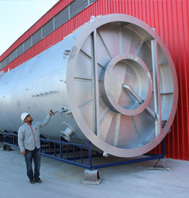 Shop Fabricated Storage Tanks