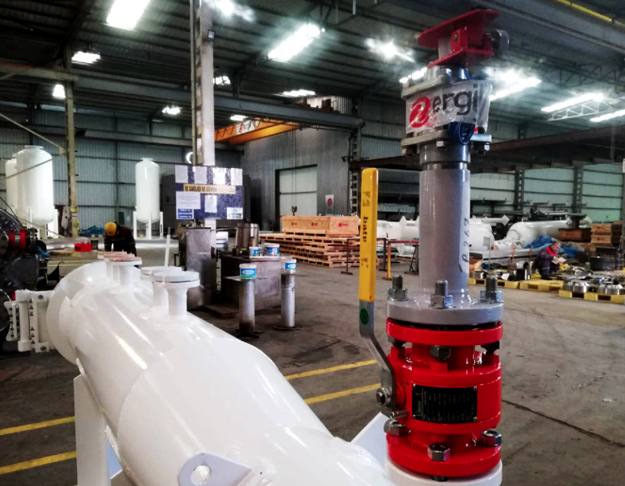Robust and Efficient Solutions For Offshore Use