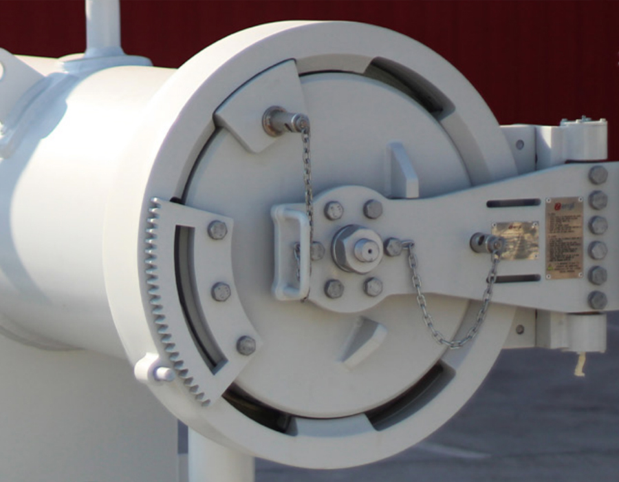 Skid Mounted Pigging Systems