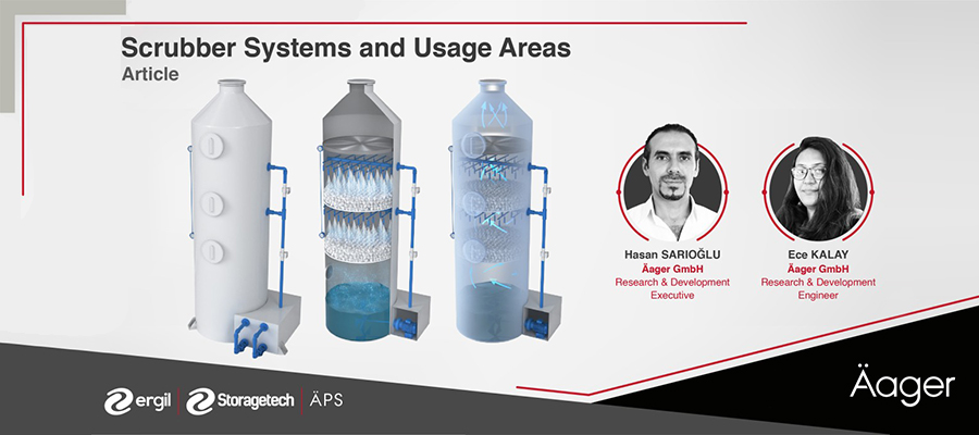 Scrubber Systems and Essential Usage Areas